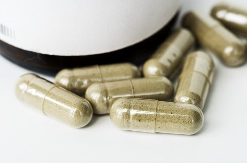 closeup-capsule-pills-isolated-white-background